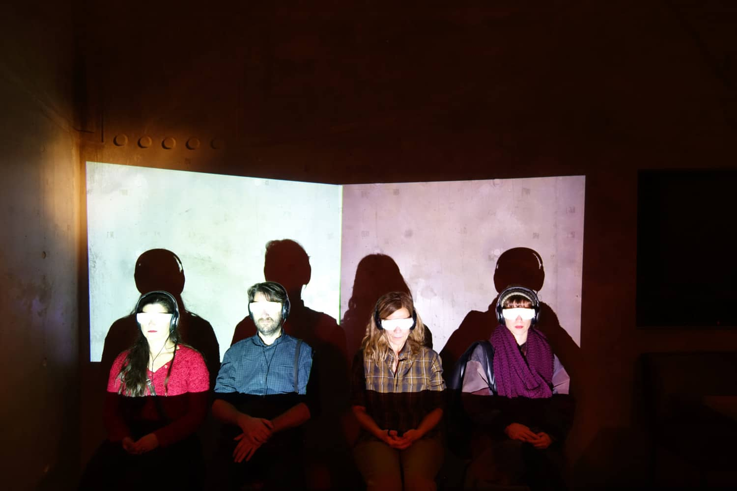 Through the Looking Glasses by Andrea Bozic, Julia Willms and Robert Pravda
