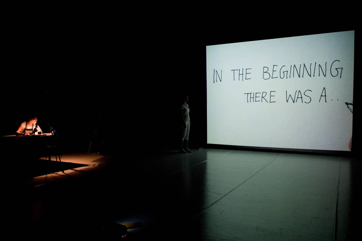 Beginning by Andrea Bozic and Julia Willms