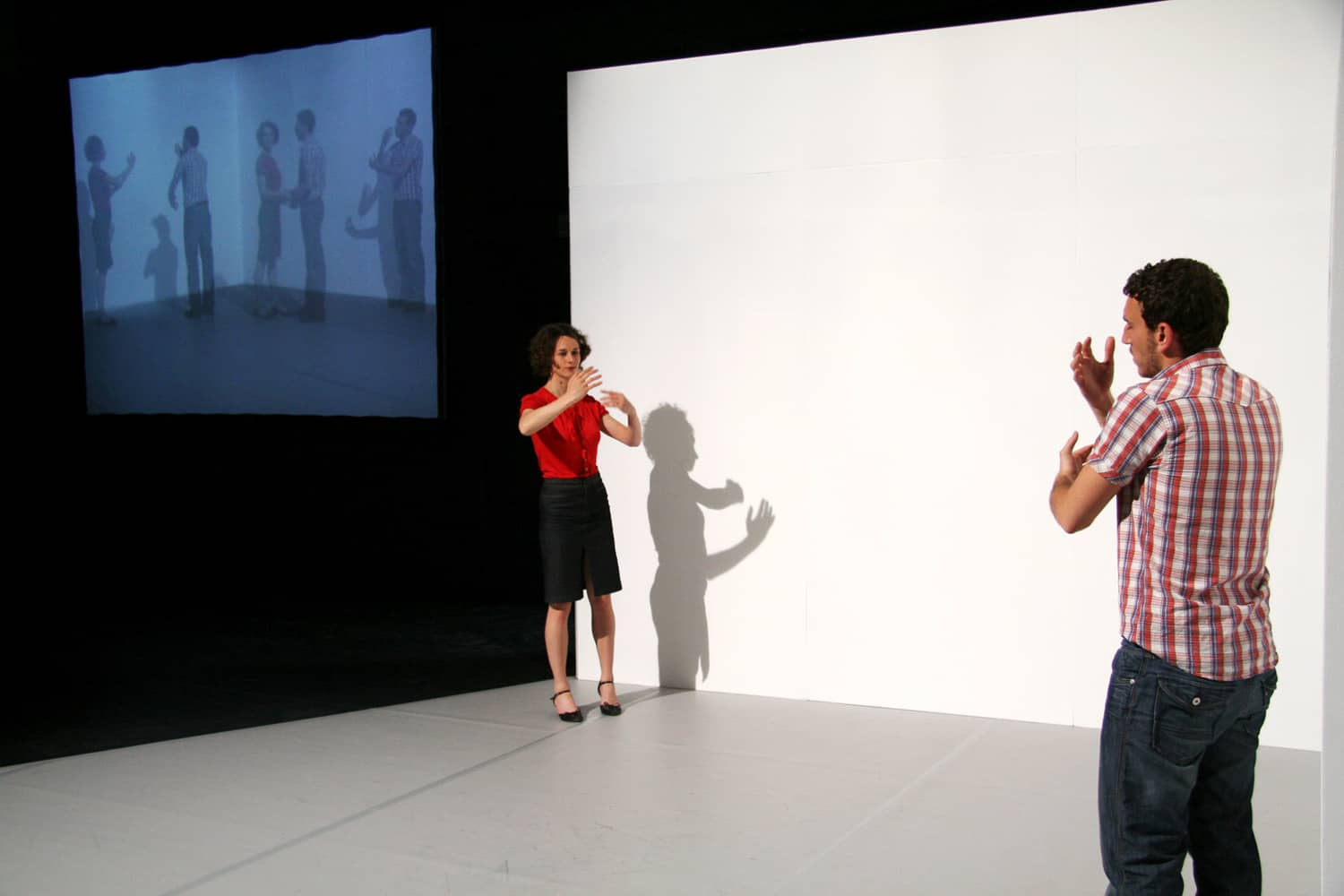 Still Life With Man and Woman by Andrea Bozic in collaboration with Julia Willms